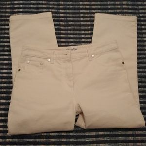 Christian Dior Cropped Jeans
